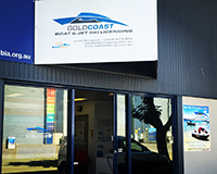 Our main training room located in Gold Coast City Marina